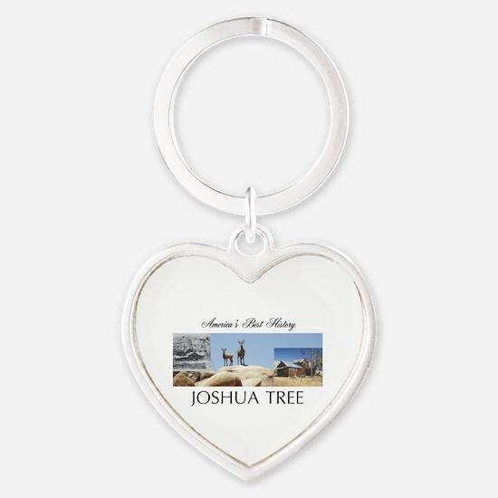 ABH Joshua Tree Heart Keychain