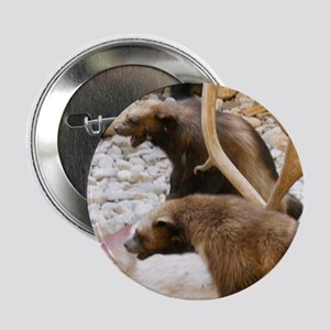 "Wolverine 2.25"" Button"