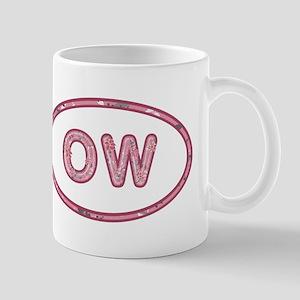 OW Pink Mug