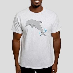 Jumping Dolphin Light T-Shirt