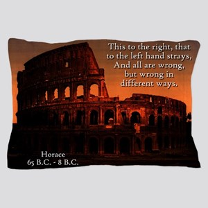 This To The Right - Horace Pillow Case