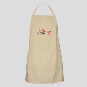 Sexy Wife Apron
