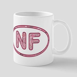 NF Pink Mug