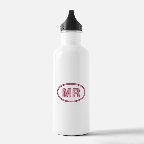 MR Pink Water Bottle