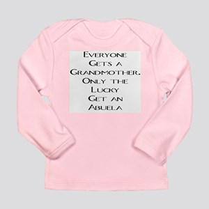 Abuela Long Sleeve Infant T-Shirt