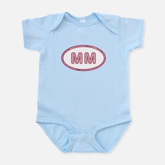 MM Pink Infant Bodysuit