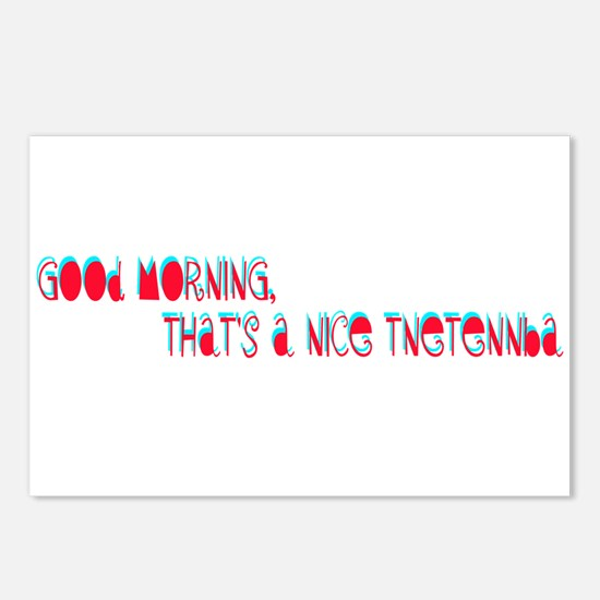 Good morning, thats a nice tnetennba.png Postcards