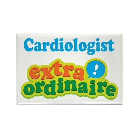 Cardiologist Extraordinaire Rectangle Magnet (10 p