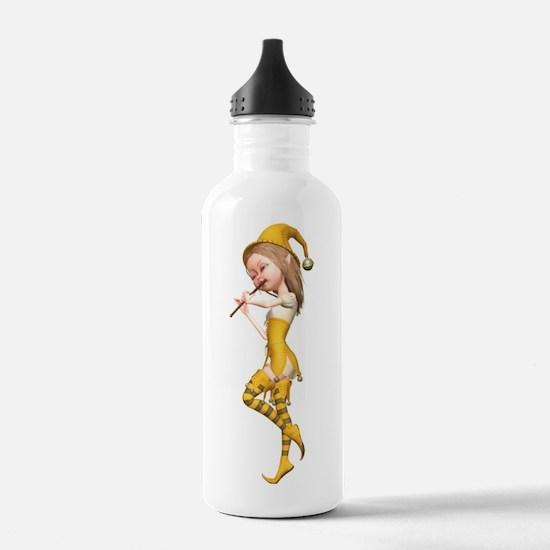 The Flautist Water Bottle