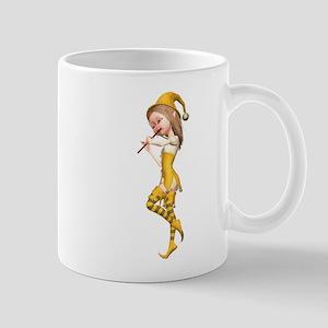 The Flautist Mug