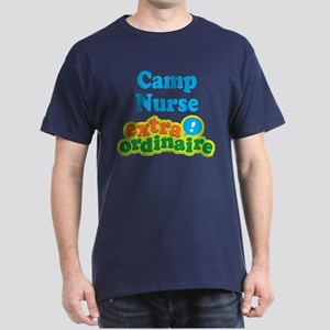 Camp Nurse Extraordinaire Dark T-Shirt