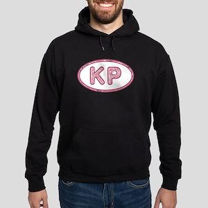 KP Pink Hoodie (dark)