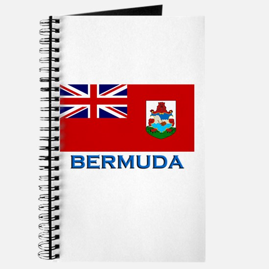 Bermuda Flag Stuff Journal