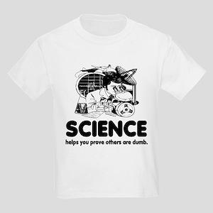 Science Kids T-Shirt