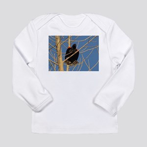 Red-Winged Blackbird Call Long Sleeve T-Shirt