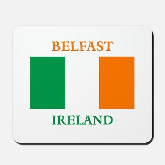 Belfast Ireland Mousepad