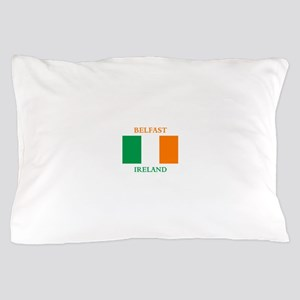 Belfast Ireland Pillow Case