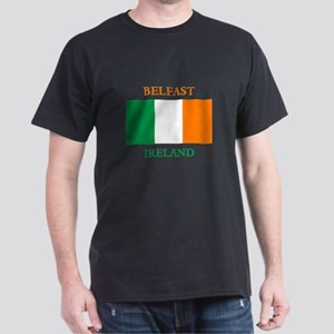 Belfast Ireland Dark T-Shirt