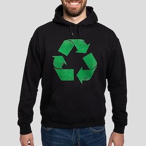 Vintage Recycle Hoodie (dark)