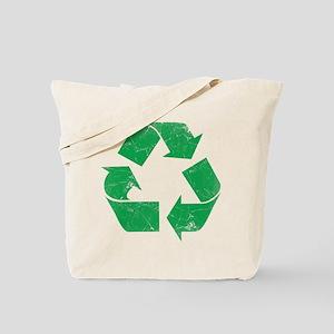 Vintage Recycle Tote Bag