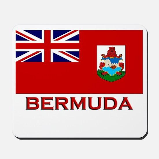 Bermuda Flag Merchandise Mousepad