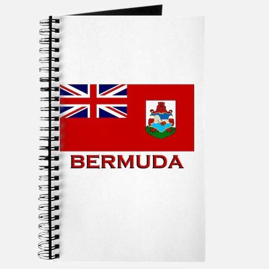 Bermuda Flag Merchandise Journal