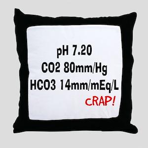 RT ABGS 2013 Throw Pillow