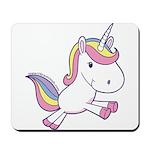 Vibrant Vinyls Unicorn Mousepad