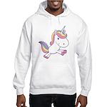 Vibrant Vinyls Unicorn Sweatshirt