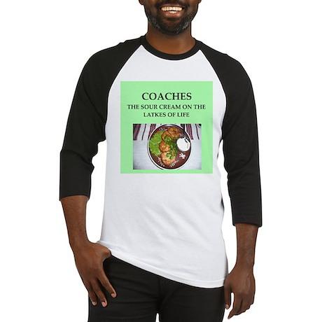 coaches Baseball Jersey