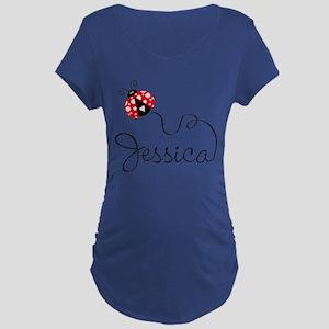 Ladybug Jessica Maternity T-Shirt