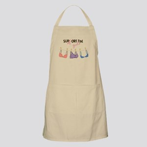Support The Girls Apron