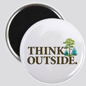 Think Outside Magnet