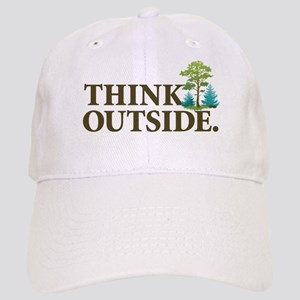 9a37c46c4a9 Think Outside Hats - CafePress