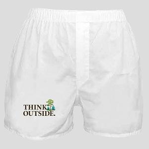 Think Outside Boxer Shorts