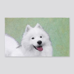 Samoyed Area Rug