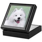 Samoyed Keepsake Box