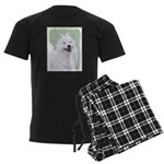 Samoyed Men's Dark Pajamas