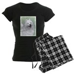 Samoyed Women's Dark Pajamas