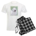 Samoyed Men's Light Pajamas