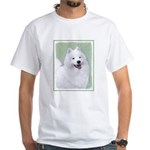 Samoyed White T-Shirt