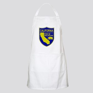 California Game Warden Apron