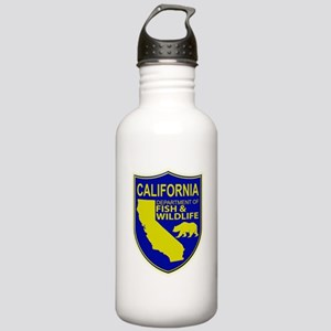 California Game Warden Stainless Water Bottle 1.0L