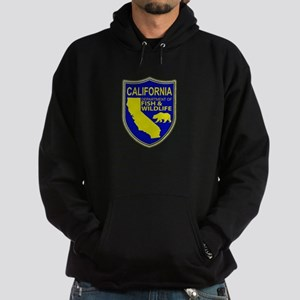 California Game Warden Hoodie (dark)
