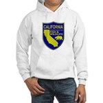 California Game Warden Hooded Sweatshirt