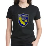 California Game Warden Women's Dark T-Shirt