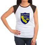 California Game Warden Women's Cap Sleeve T-Shirt