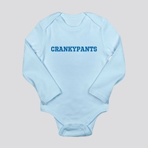 Crankypants Long Sleeve Infant Bodysuit