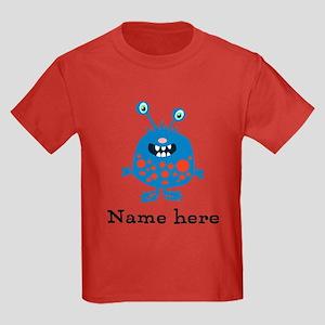 Blue Monster (p) T-Shirt