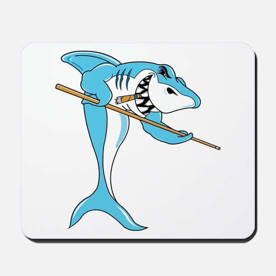 Pool Shark Mousepad